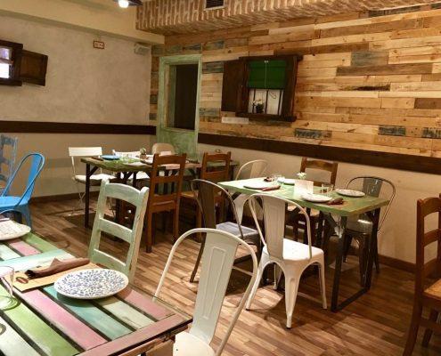 Salón Restaurante Abrasador Toledo