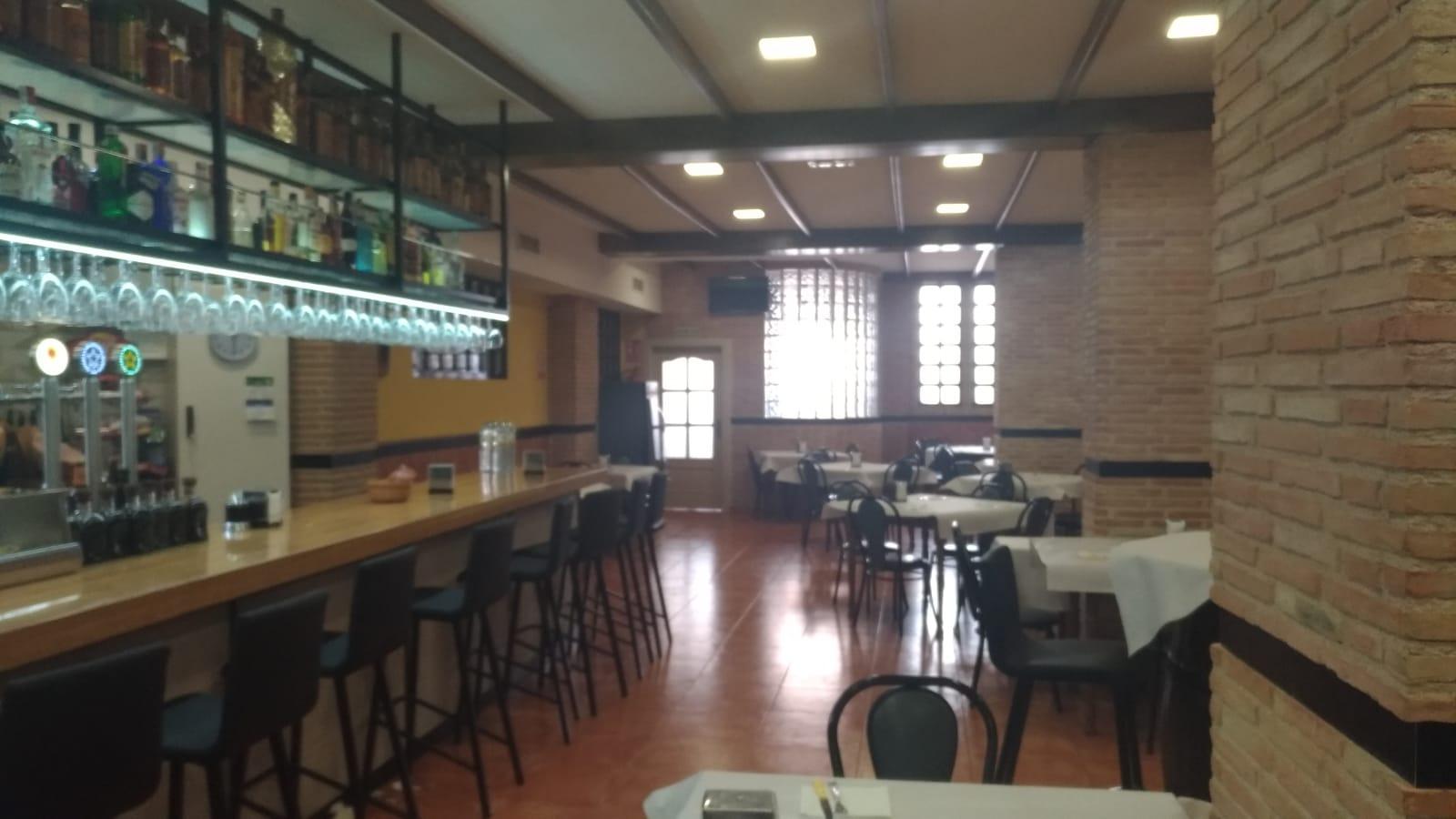 Barra de restaurante Abrasador Canovas