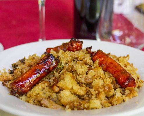 Scorching home Migas Restaurant Las Lomas