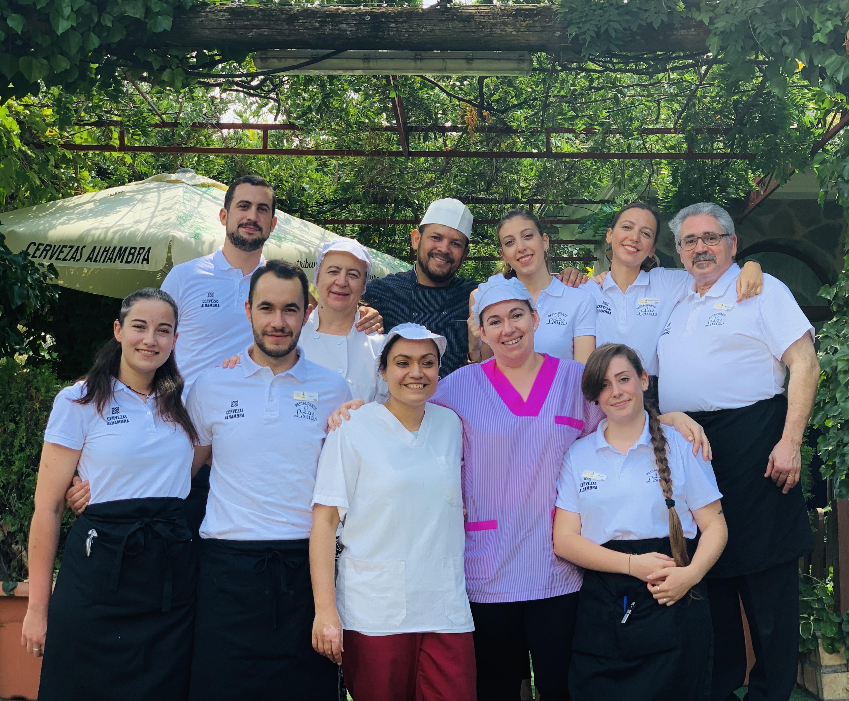 Team Las Lomas