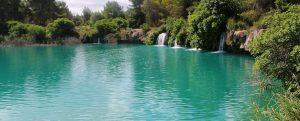 Uno de los lagos más conocidos de Castilla La Mancha