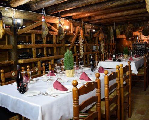 Lounge Uncle Bodego El Mirador de La Mancha