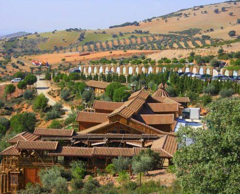 Complejo turístico El Mirador de La Mancha