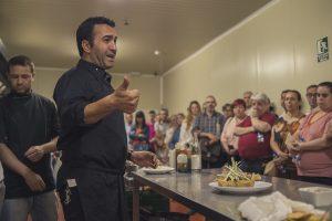 Chef Carlos Torres