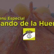 Menú en Abrasador Canovas