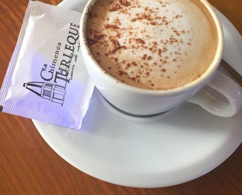 café nespresso de La chimenea de turleque