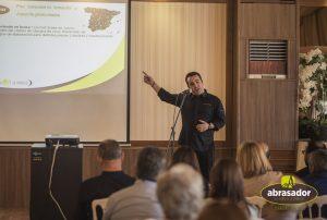 Presentation plan gastronomic advice