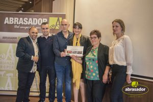 Scorching recognition Altomira