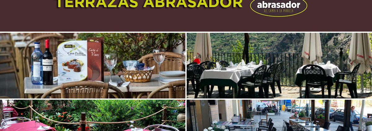 Terrazas restaurantes Abrasador