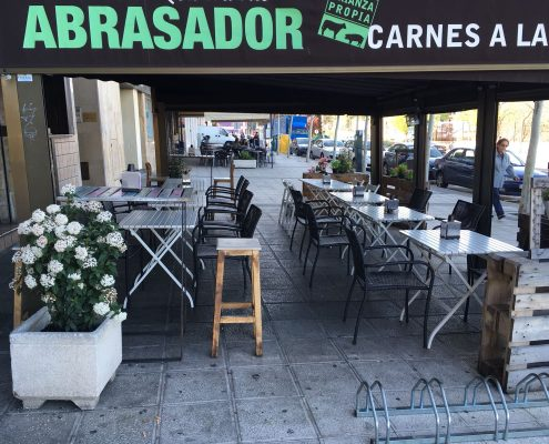 Restaurante asador brasería Abrasador Toledo