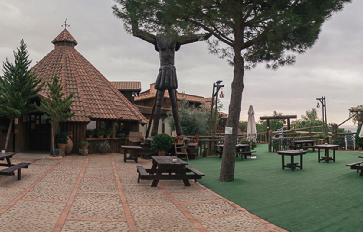 Restaurante Abrasador El Mirador De La Mancha