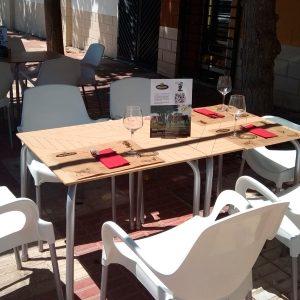 Restaurante Abrasador La Alforja de Sancho