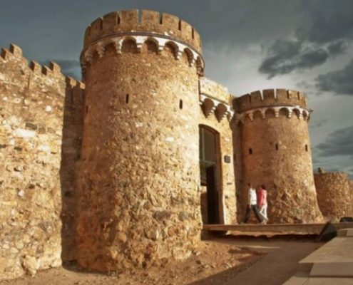 Photo of the castles of legend Alto Palencia