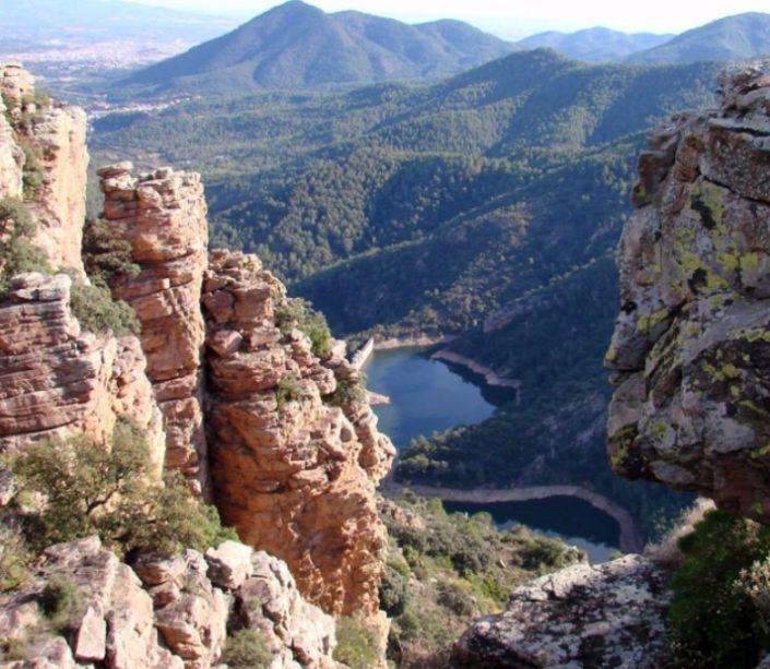 foto del Paisaje de la Sierra de Espadán en Alto Palencia