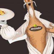 En Don Quijote ya mencionaba en su primera páginna Duelos y Quebrantos en la comida del sábado