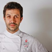 Chef Iván Cerdeño, member of the jury of the IV Burning Recipe Contest