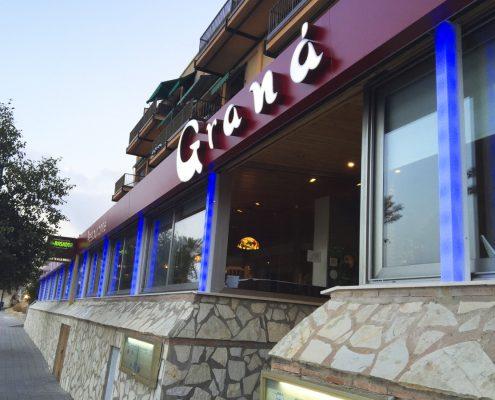 foto Restaurante Grana situado en El Campello (Alicante)