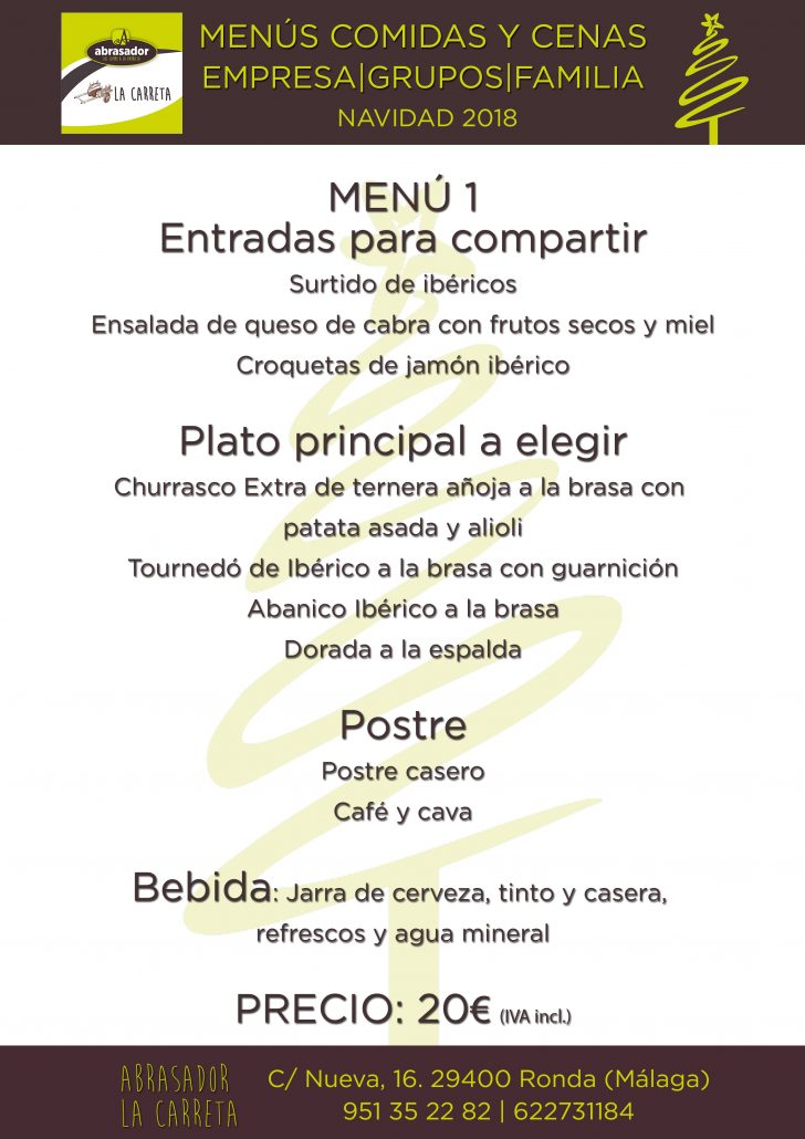 Menu-1 - group-Christmas-2018-Abrasador-La-Carreta