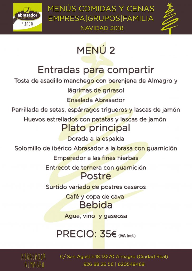 Menu-2 - group-Christmas-2018-Abrasador-Almagro