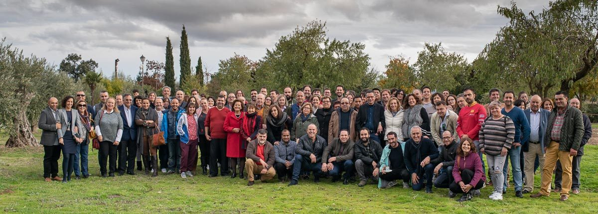 Searing party group photo 2018