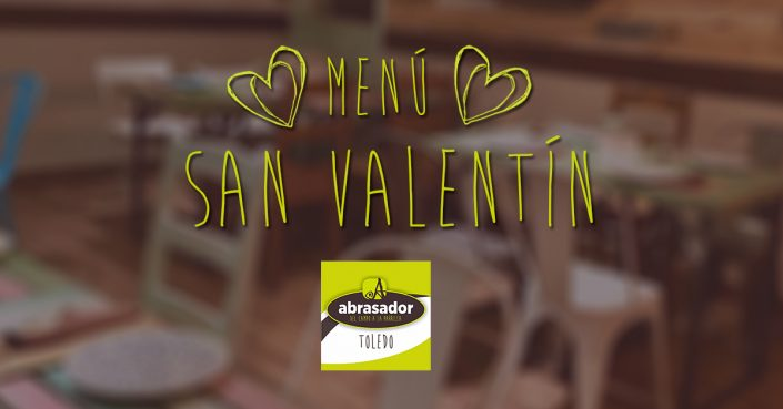 Cena San Valentín Toledo
