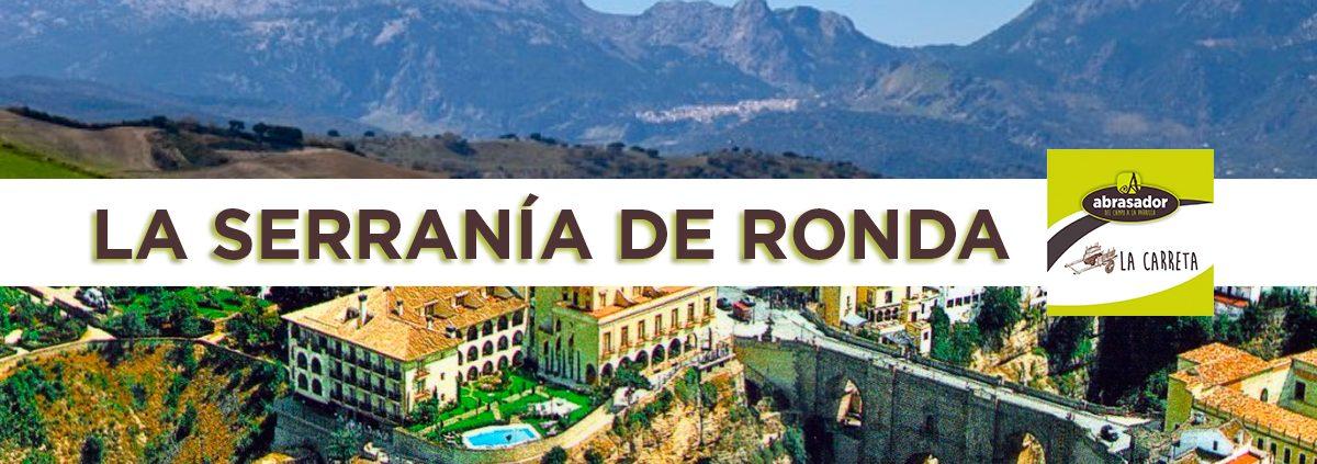 The Serrania de Ronda