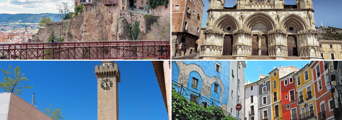 Cuenca has become one of the favorite destinations for travel by both Spaniards and foreigners