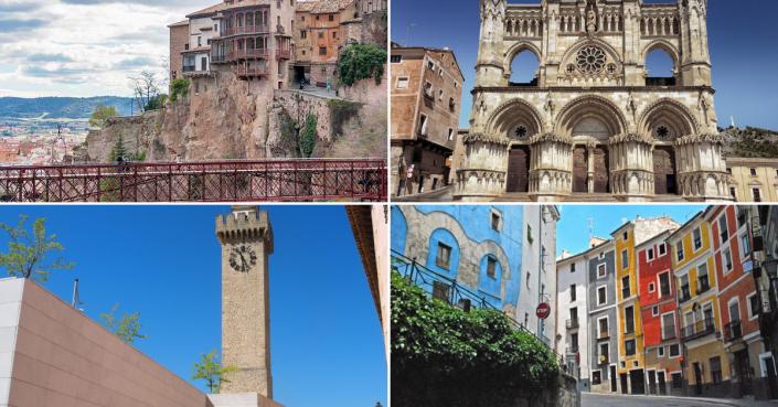 Cuenca se ha convertido en uno de los destinos favoritos para viajar tanto por los españoles como por los extranjeros