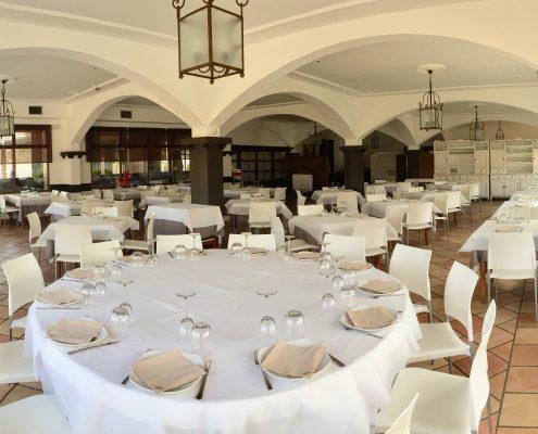 Scorching Finca restaurant lounge Embid