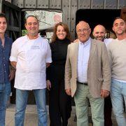 Inauguración de restaurante Abrasador Corral del Rey