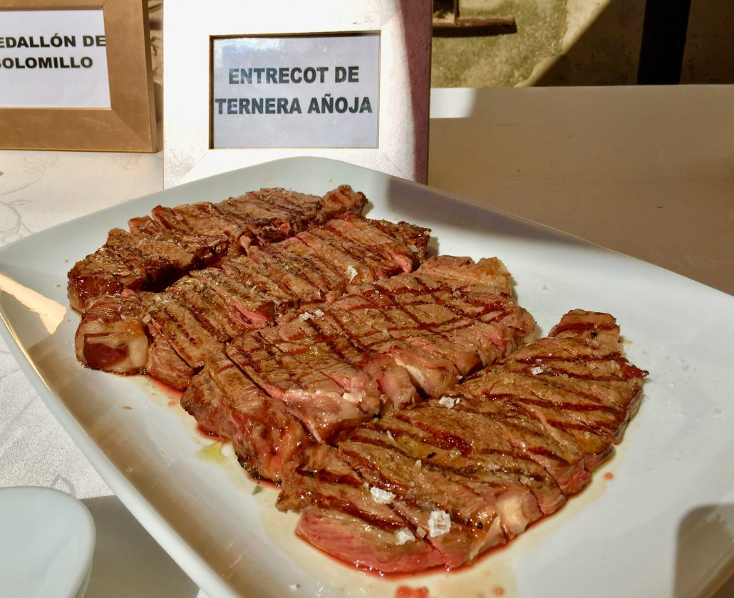 Beefsteak Anoja Abrasador
