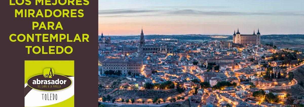 Los mejores miradores para contemplar Toledo