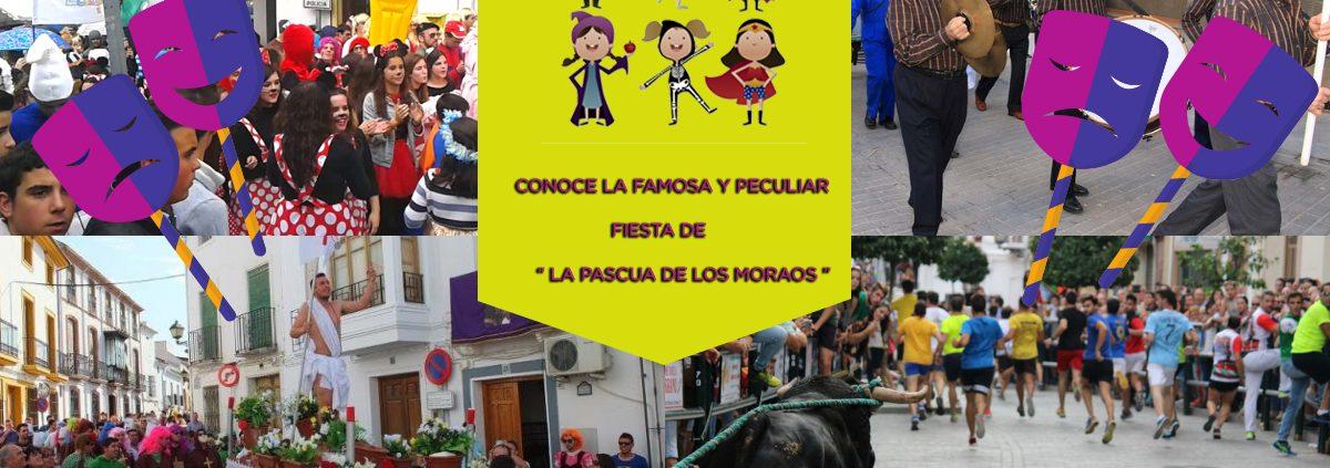 Easter Carcabuey Moraos 2019