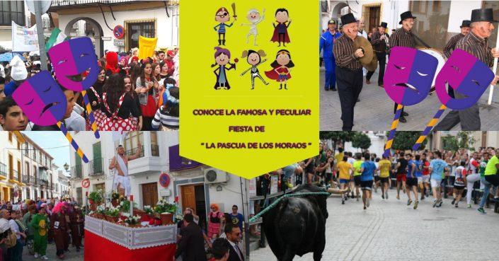 Pascua de los Moraos Carcabuey 2019