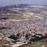 Vista panorámica de la localidad de Villacañas