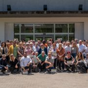 Asistentes a la segunda jornada técnica Abrasador 2019