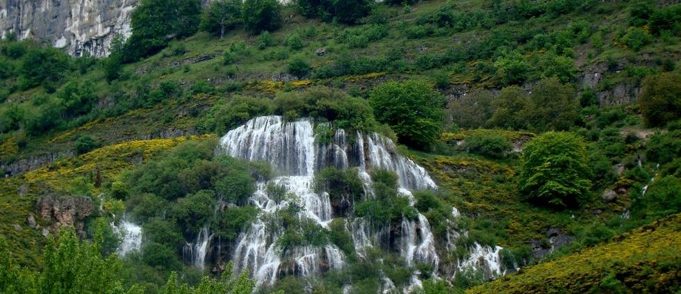 Otra foto del Valle de Valderredible en Cantabria