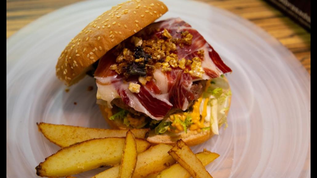 hamburger Iberica