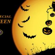Menú noche de Halloween Abrasador 2019