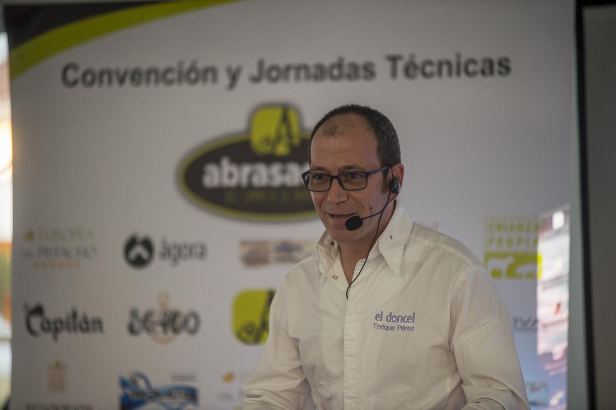 Enrique Perez Estrella Michelín de Sigüenza