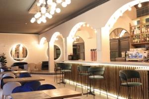 Interior de restaurante Abrasador Casino Principal