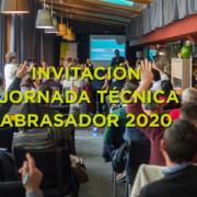 I jornada técnica de 2020 Abrasador