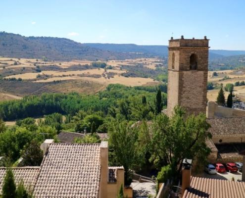 La comarca de la Alcarria, en Guadalajara, es la protagonista de Viaje a la Alcarria, una de las novelas del Premio Nobel de Literatura Camilo José Cela