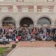 Foto grupal de Convención y Jornada Técnica Abrasador