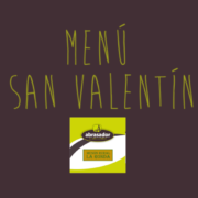 Menú San Valentín Mesón La Ronda