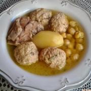 Cocido con pelotas en la Vega Baja