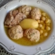 Stew with balls in Vega Baja