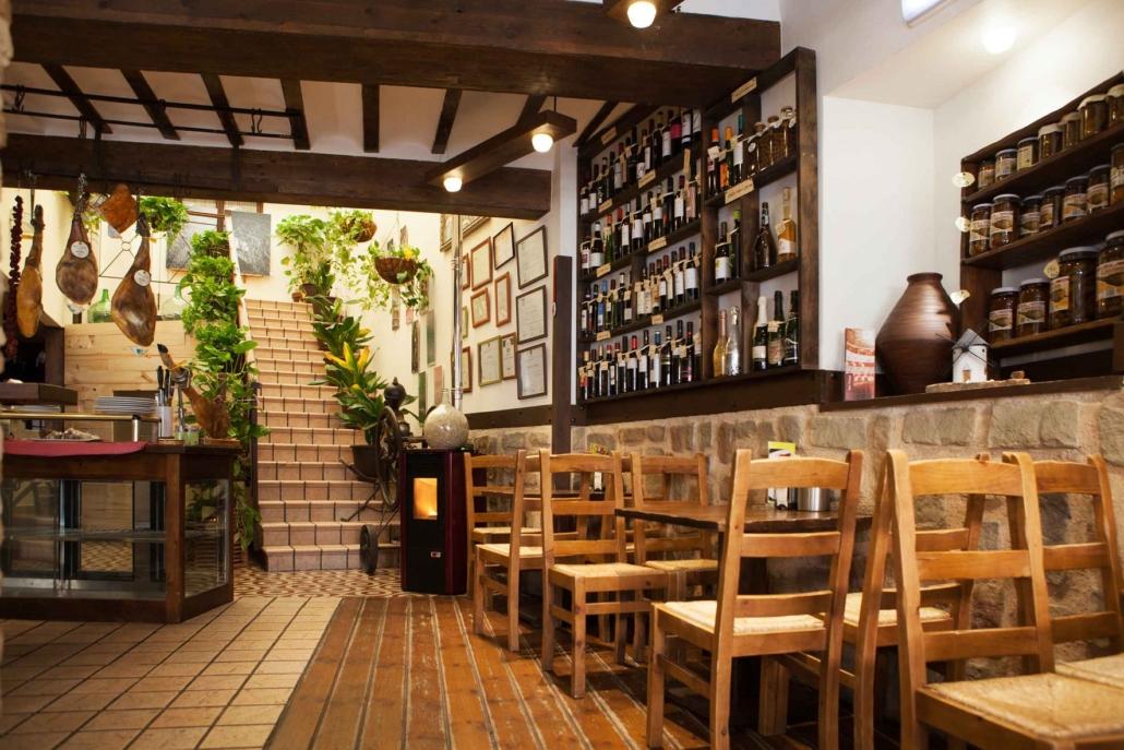 Scorching Tapas Restaurant Almagro