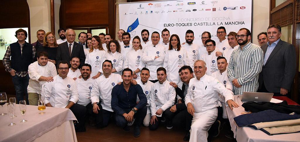Cocineros y Chefs de Castilla la Mancha