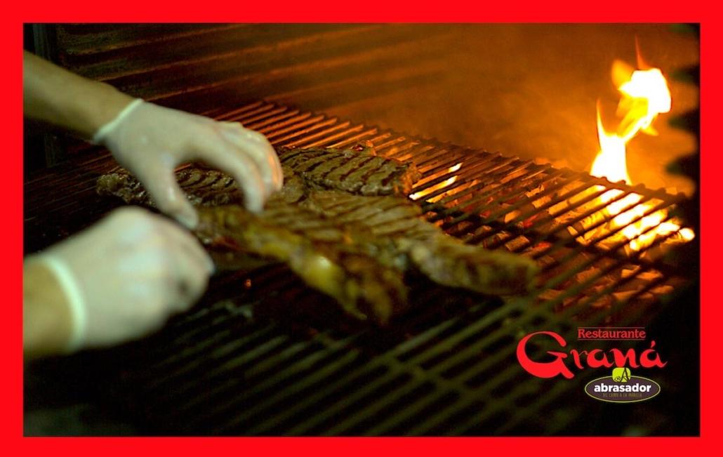 Carne a la Brasa en Graná